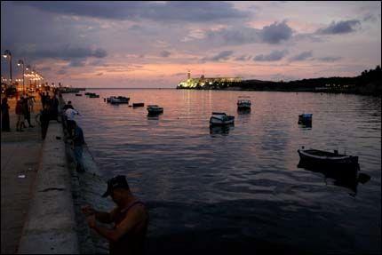 PLASS TIL FLERE: Cuba kan bli neste mål for masseturismen. Foto: AP