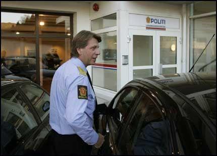 GÅR AV: Politimester i Sogn og Fjordane, Kjell Ese gikk av etter at å ha vært beruset på jobb. Bildet er fra en tidligere anledning. Foto: VG