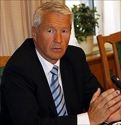 FORSTÅR KRITIKKEN: Stortingspresident og tidligere statsminister Thorbjørn Jagland. Foto: SCANPIX