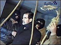 Niåring hengte seg som Saddam