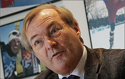 TRAKK SEG: Idrettspresident Karl-Arne Johannessen har trukket seg fra sitt verv, kort tid før han skulle stille til gjenvalg på Idrettstinget. Foto: Scanpix
