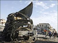 Dyster rekord i Irak