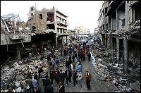 Blodbadet fortsetter i Bagdad