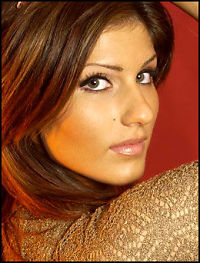 Iranske Maria kan vinne Frøken Norge