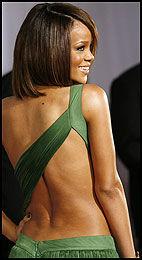 KJOLEFIN: Rihanna. Foto: Reuters