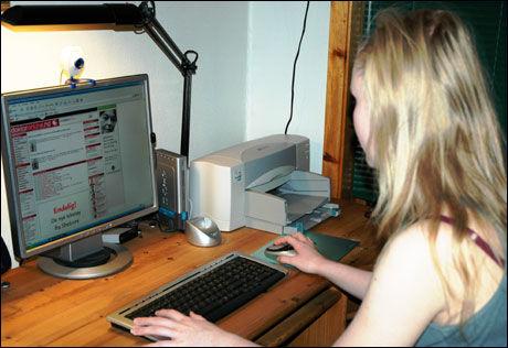 INTERNETT:Norske pasienter ønsker å kunne bruke internett for å kommunisere med legene. Foto: Telemed