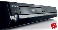 Toshiba med sylskarpe HD-bilder!
