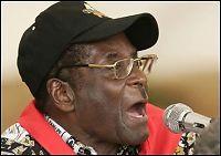 Mugabe vil stille til gjenvalg i 2008