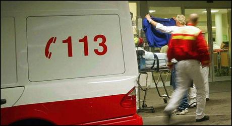 30-2: Opplever du at noen får hjertestans? Da bør du først utføre 30 brystkompresjoner og deretter to innblåsninger, mener norske eksperter. Foto: Morten Holm/SCANPIX