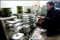 1,64 millioner pirat-DVD-er beslaglagt