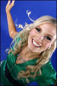 Frøken Norge-håp får drahjelp