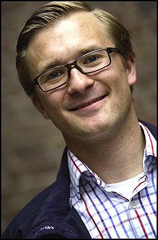 SKUFFET: Tom André Aas (bildet) i FMR er svært skuffet og opprørt over STUDiOs beslutning.
