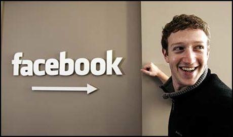 RIK HARVARD-STUDENT: Facebook-gründer Mark Zuckerberg vet kanskje hva du heter, hvor du bor, hvem du leker med og hva du liker å gjøre på fritiden din, og kan bruke det for alt det er verdt. Foto: AP