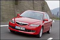 Mazda knuser konkurrentene