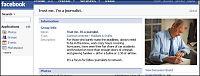 Facebook knuser MySpace