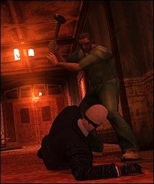 Skjermbilde fra Manhunt 2, som kommer på PS2, PSP og Wii i juli. Foto: Rockstar
