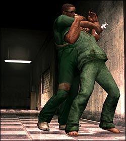 Skjermbilde fra Manhunt 2. Foto: Rockstar