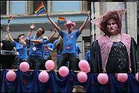 Ellevill homofeiring i Oslo-regnet
