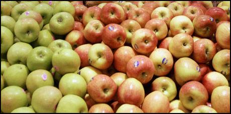VITAMINER: UNgdom som ikke får i seg vitaminier og andre næringstoffer gjennom kostholdet har større sannsynlighet for å få lungesykdommer. Foto: AFP