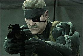 PLAYSTATION-FAVORITT: Metal Gear Solid 4. Foto: Konami