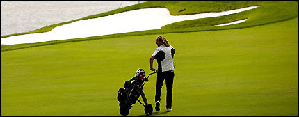 LUKSUS: 300 millioner kroner er investert i golfanlegget utenfor Stockholm. Foto: Jan Johannessen