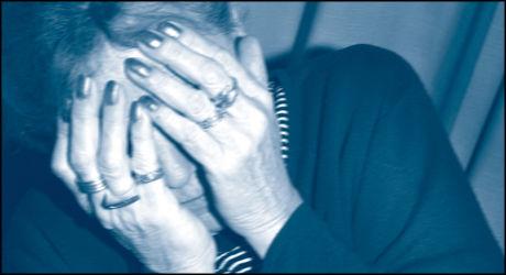 PSYKOLOGISKE FAKTORER: Det var også en tredoblet risiko for at kvinnene døde som følge av alkohol- og narkotikabruk, som kan tyde på at det var underliggende psykologiske sykdommer blant kvinnene. Foto: SCANPIX