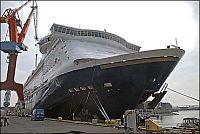 Kiel-ferge snart klar for gigadåp
