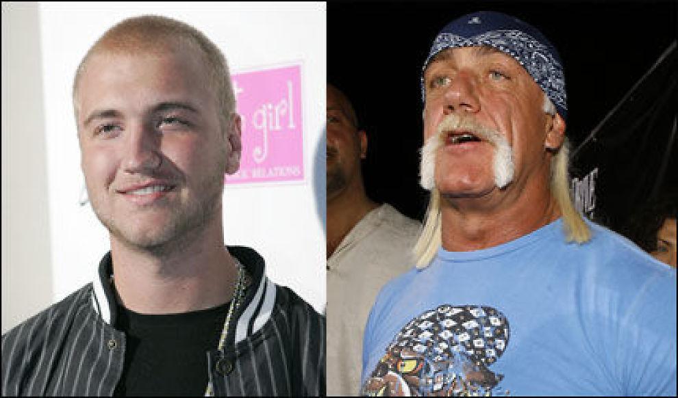 Hulk Hogans sønn alvorlig skadet i bilulykke - VG