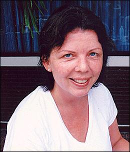 FØR: Nina Røisli var frisk og ressurssterk før hun plutselig ble syk, og fikk behov for akutt hjelp. Bildet ble tatt i fjor vinter. Foto: Privat