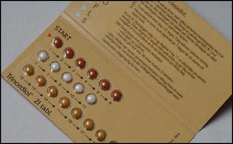 DOBBELTFUNKSJON: P-piller kan også hindre kreft, ifølge studie. Foto: Tore Berntsen