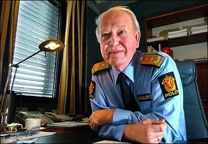 POLITIMESTER: Truls Fyhn synes det er greit å benytte seg av ordet «neger». Foto: Ronald Johansen