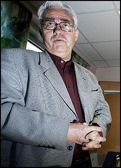 KRITISK: Psykiater Hans Olav Fekjær har lite til overs for nettpoker-bransjen. Foto: Scanpix