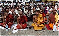 USA fryser bankkontoene til burmesiske ledere