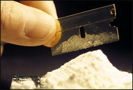 «HVIT SNØ»: operasjonen er startet for å slå ned på kokainbruk i kjendismiljøer. Foto: Per Fronth Nygaard