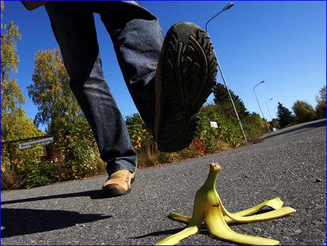UFLAKS: Vi må slutte å tro at vi kan kontrollere alt i livet, mener lege og forfatter Ståle Fredriksen. Foto: Erik M. Sundt