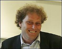 Frederic Hauge om fredsprisen: - Fantastisk morsomt