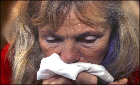 10 PROSENT AV VOKSNE: Rundt ti prosent av voksne i Norge lider av astma, og det har vært en jevn økning de siste 40 årene. Internasjonalt anslås det at 300 millioner mennesker har denne luftveissykdommen. Foto: SCANPIX