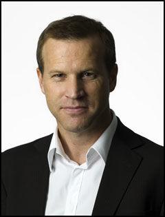 BEKLAGER: Informasjonssjef i Telenor, Anders Krokan, beklager feilen i nettet. Foto: Ole Walter Jacobsen