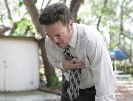 HØYT RANGERT: Det ligger stor prestisje blant helsepersonell i å behandle pasienter for hjerteinfarkt, ifølge ny studie. Foto: Stockxpert
