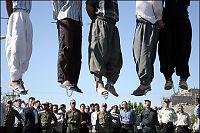 Bølge av henrettelser skyller over Iran