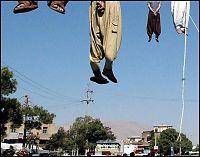 2007 var rekordår for henrettelser i Iran