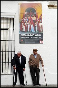 GAMLE DAGER: Gamlekara i Arcos minnes gamle dager. Foto: VIBEKE MONTERO