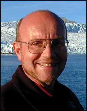 PROFESSOR: Ole Humlum ved Universitetet i Oslo. Foto: Universitetet i Oslo