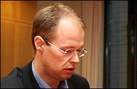 Daglig leder Rune Emanuel Karlsson i K-Soft Norge gir seg ikke, og vil anke dommen til lagmannsretten. Foto: Mats Lillesund.