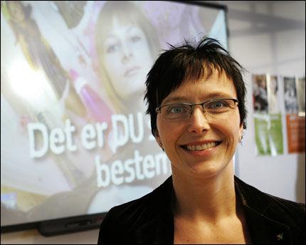 VIL BYTTE: Fornyingsminister Heidi Grande Røys. Foto: Scanpix