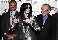 - Michael Jackson-inntrenger arrestert