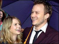 Heath Ledgers eks-kjæreste: - Han var så sårbar