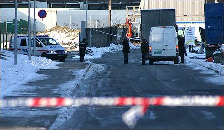LIKFUNN: Politiet mistenker at mannen som ble funnet død, har blitt påkjørt og forlatt. Foto: Morten Ulekleiv Eng