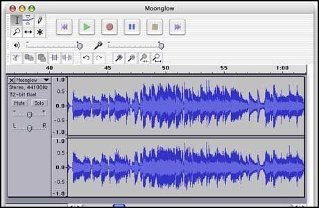 Lydredigeringsprogrammet Audacity skiller seg ut på grunn av mange gode funksjoner pakket inn i et lite rammeverk.