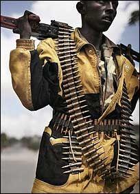 FARLIGST I VERDEN: Somalia er et land uten noen form for kontroll og sikkerhet. Foto: AFP